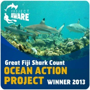 Our Ocean Action Project is one of six winning projects across the globe